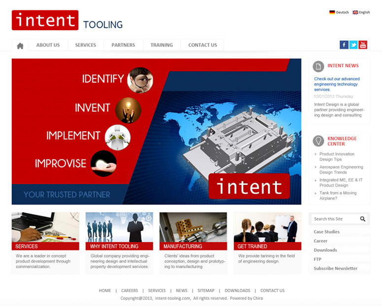 Intent-Tooling